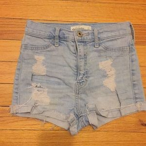 Abercrombie kids girls shorts